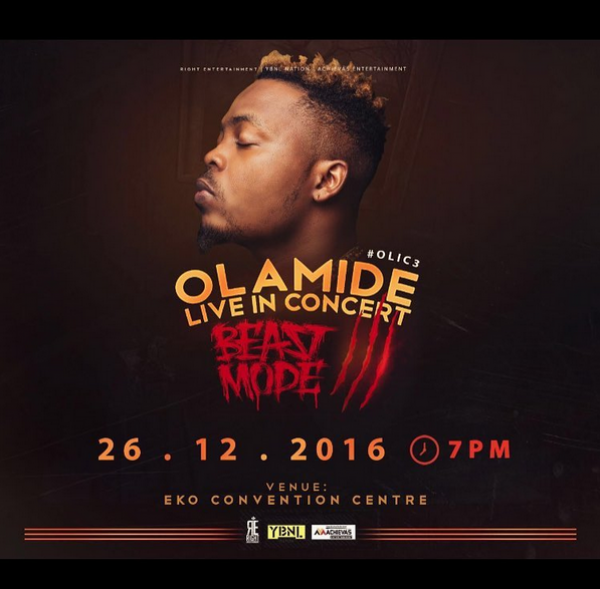 Olamide Live In Concert 3