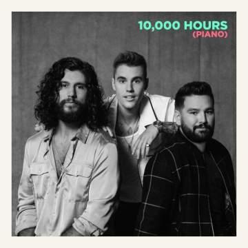 Music: Dan + Shay & Justin Bieber - 10,000 Hours (Piano)