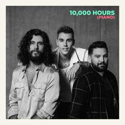 Music: Dan + Shay & Justin Bieber - 10,000 Hours (Piano)