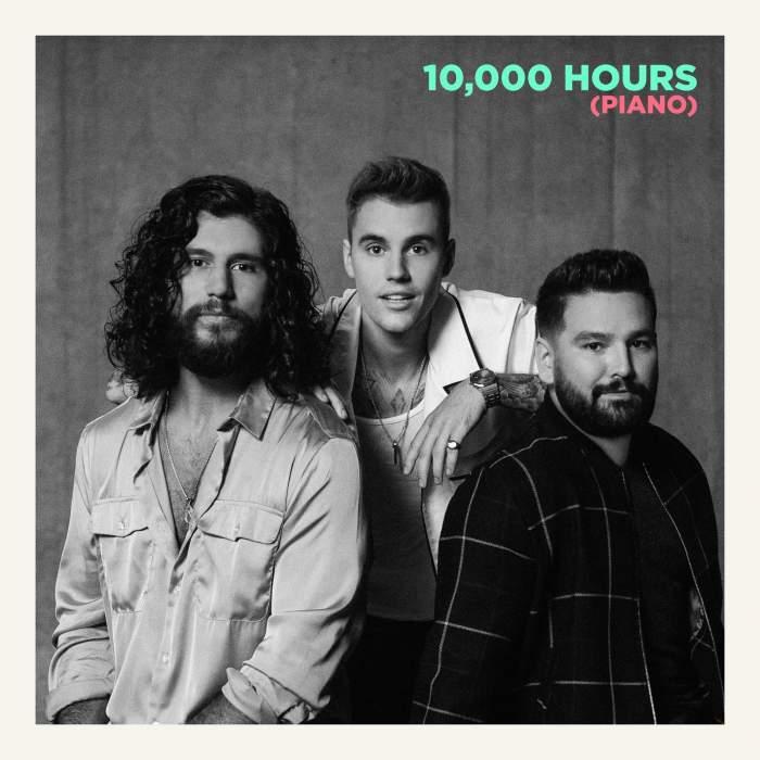 Dan + Shay & Justin Bieber - 10,000 Hours (Piano)