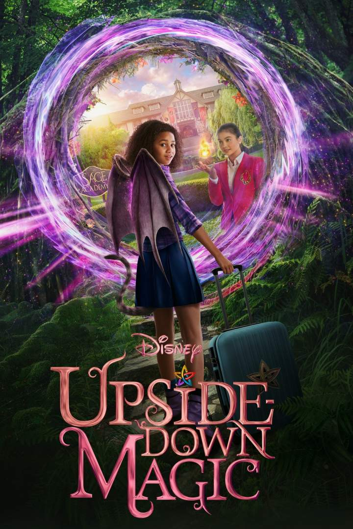 Upside-Down Magic (2020)