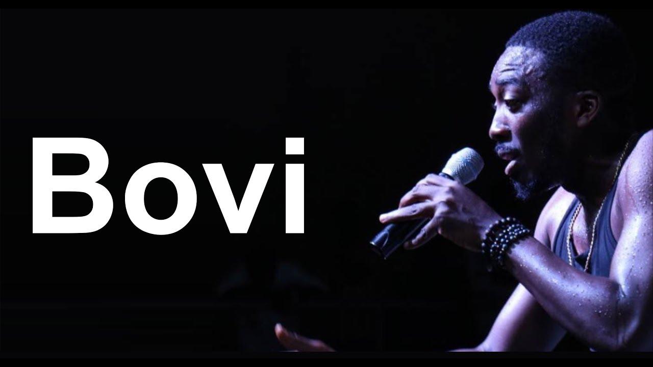 Bovi's Comedy Performance in Houston (2017)