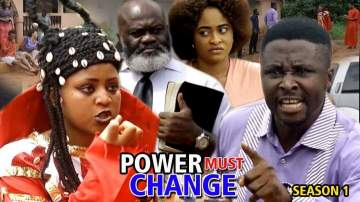 Nollywood Movie: Power Must Change (2019)  (Parts 1 - 6)