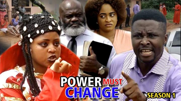 Power Must Change (2019)
