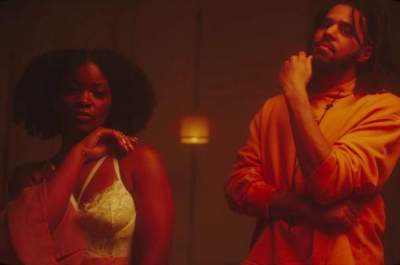 Video: Ari Lennox & J. Cole - Shea Butter Baby