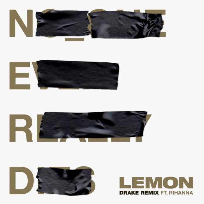 N.E.R.D - Lemon (Remix) (feat. Rihanna & Drake)