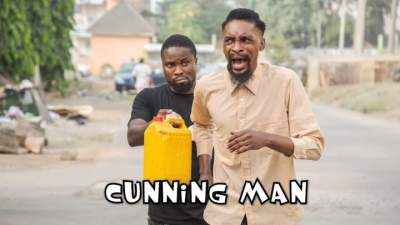 Comedy Skit: YAWA - Episode 26 (Cunning Man)