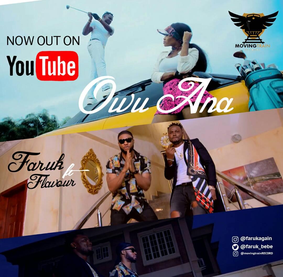 Faruk - Owu Ana (feat. Flavour)