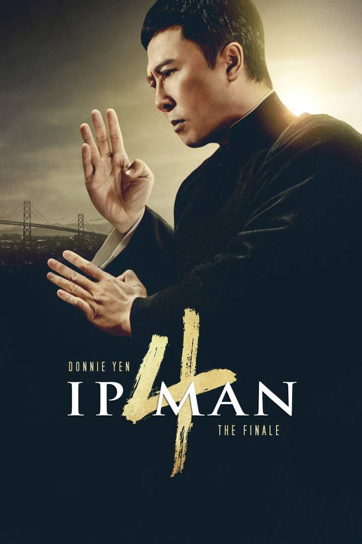 Ip Man 4: The Finale (2019) [Chinese] [HC-WEBRip]