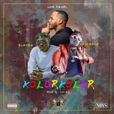 Music: Sina Rambo - Kolor Kolor (feat. Zlatan & Cash Wale)
