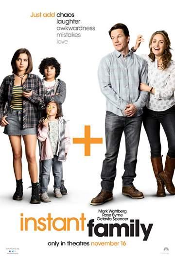 Movie: Instant Family (2018)