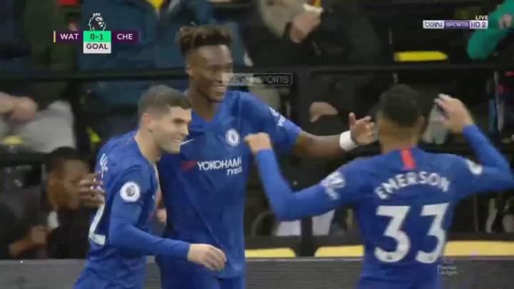 Watford 1 - 2 Chelsea (Nov-02-2019) Premier League Highlights