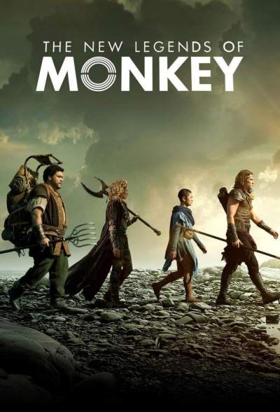 Series Download: The New Legends of Monkey (Complete Season 2)
