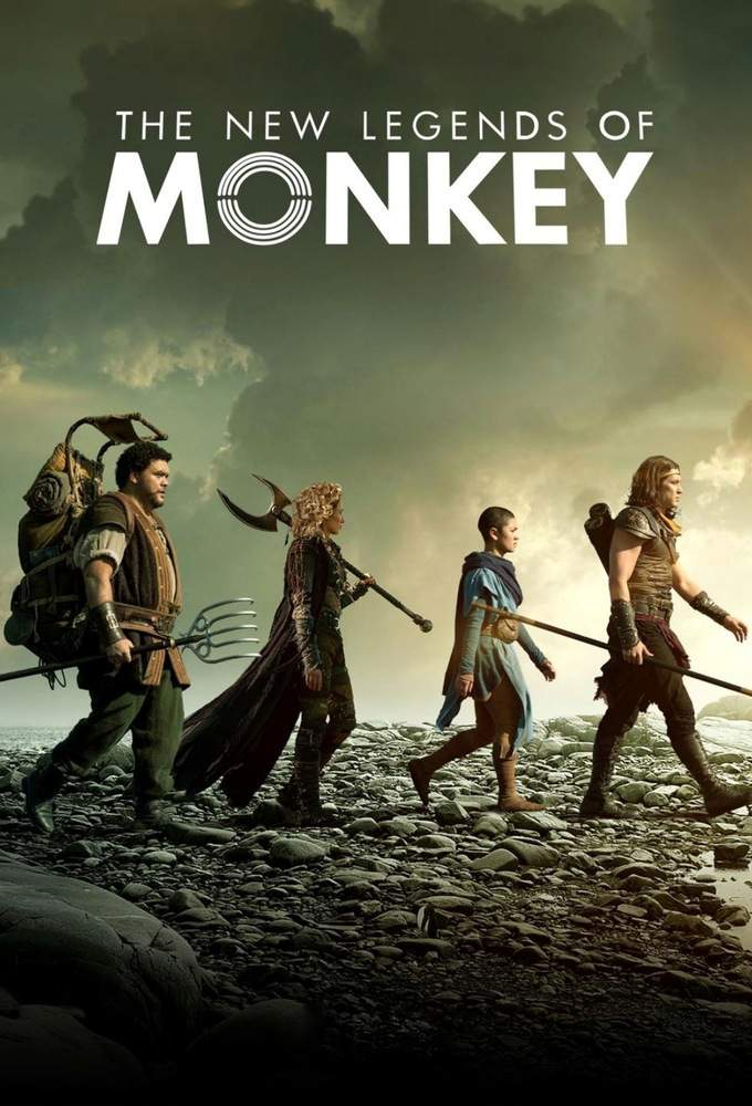 The New Legends of Monkey