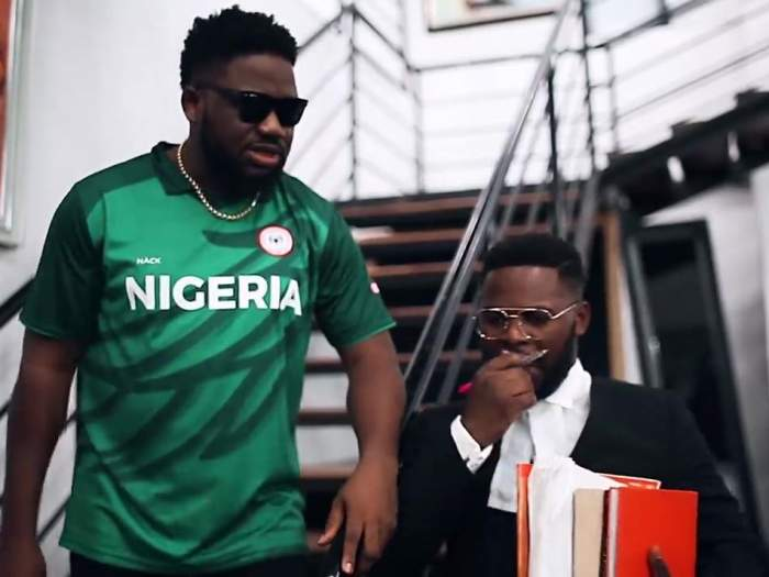Magnito - Relationship Be Like (feat. Falz)