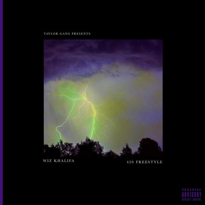 Wiz Khalifa - 420 Freestyle