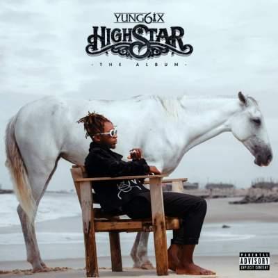 "Yung6ix Unveils Album Art For ""High Star"""
