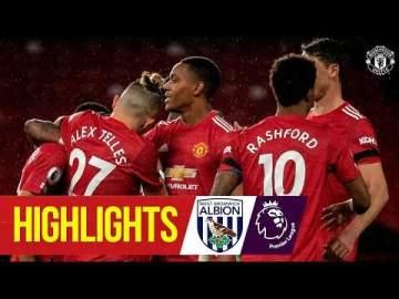 Video: Manchester Utd 1 - 0 West Brom (Nov-21-2020) Premier League Highlights