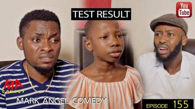 Comedy Skit: Mark Angel Comedy - Episode 155 (Test Result)