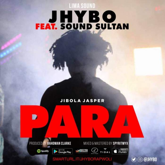 Jhybo - Para (feat. Sound Sultan)