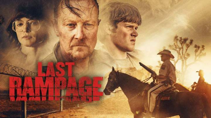 Last Rampage: The Escape of Gary Tison (2017)