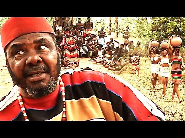 KING OF IGBO LAND - [Starr. Pete Edochie & Chinwe Owoh]