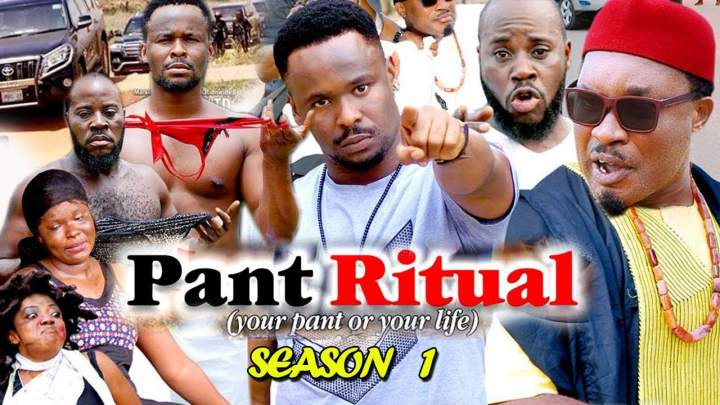 Pant Ritual (2019)