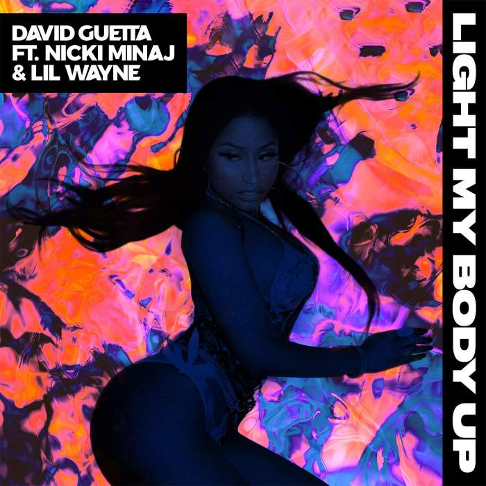 David Guetta - Light My Body Up (ft. Nicki Minaj & Lil Wayne)
