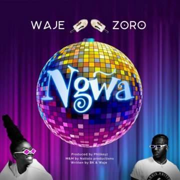 Music: Waje - Ngwa (feat. Zoro)