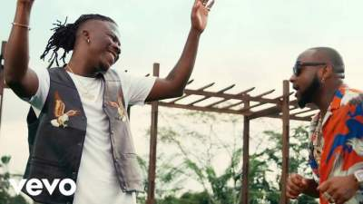 Video: Stonebwoy - Activate (feat. Davido)