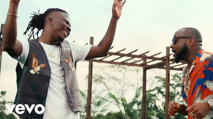 Stonebwoy - Activate (feat. Davido)
