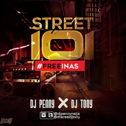 DJ Tony & DJ Penny - Street 101 Mix