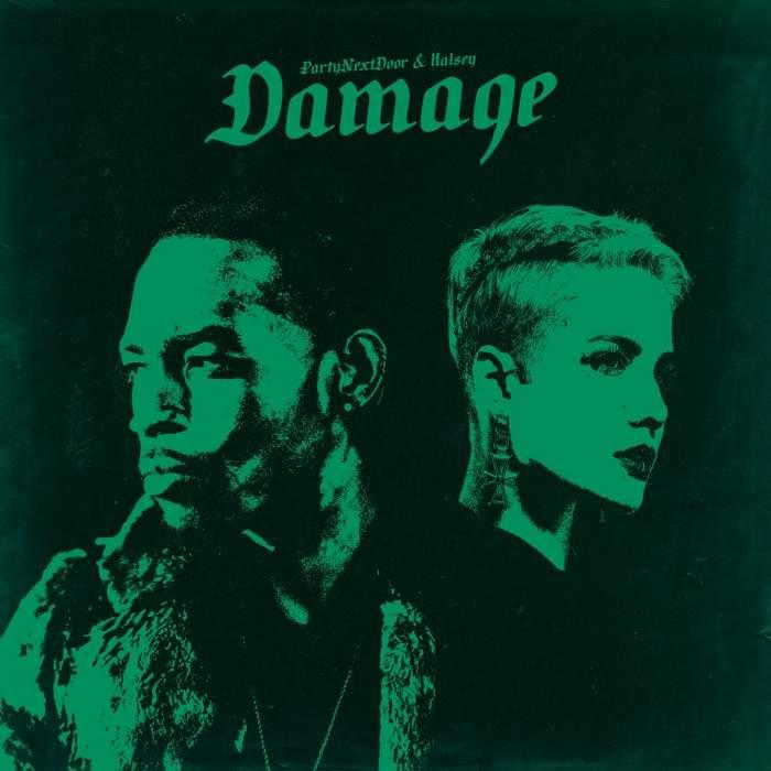 PARTYNEXTDOOR - Damage (feat. Halsey)