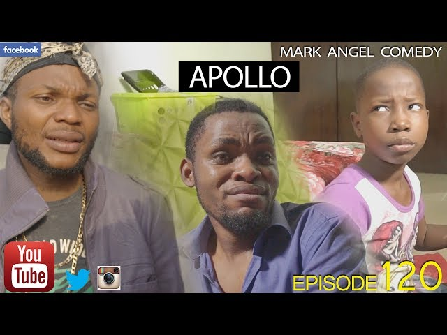 Mark Angel Comedy Episode 120 - Apollo