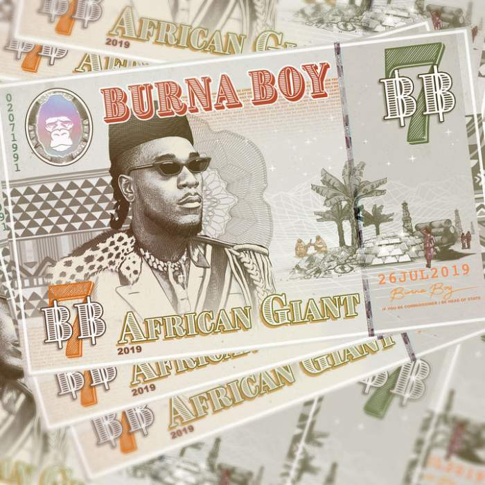 Burna Boy - Show & Tell (feat. Future)
