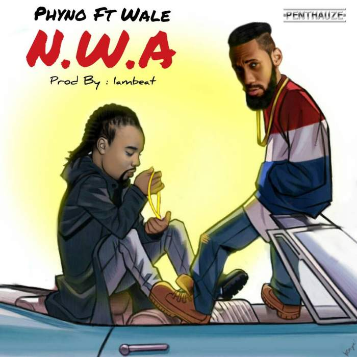 Phyno - N.W.A. (feat. Wale)