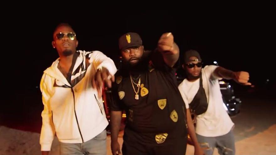 King Spesh - Dia Fada (feat. YCee & Dremo)
