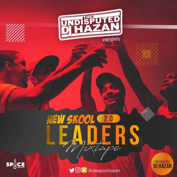 DJ Hazan - Leaders of New Skool Mix (Vol. 2)