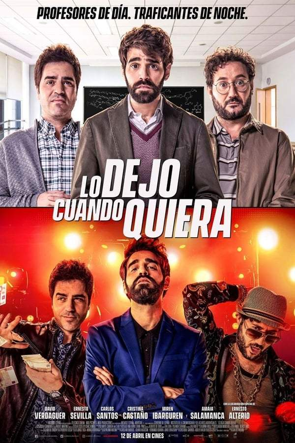 I Can Quit Whenever I Want (2019) [Spanish]