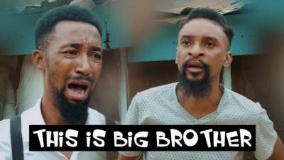 Comedy Skit: YAWA - Episode 54 (This is Big Brother)