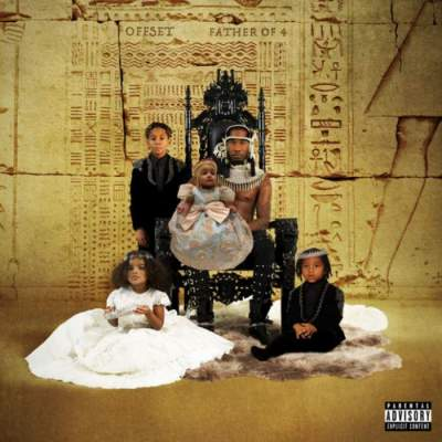 Download Album: Offset - FATHER OF 4