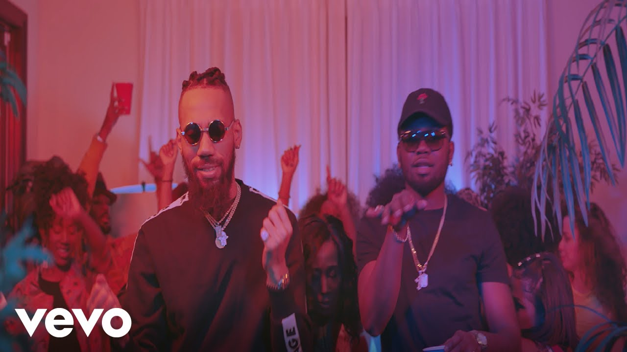 Phyno - One Chance (feat. Kranium)
