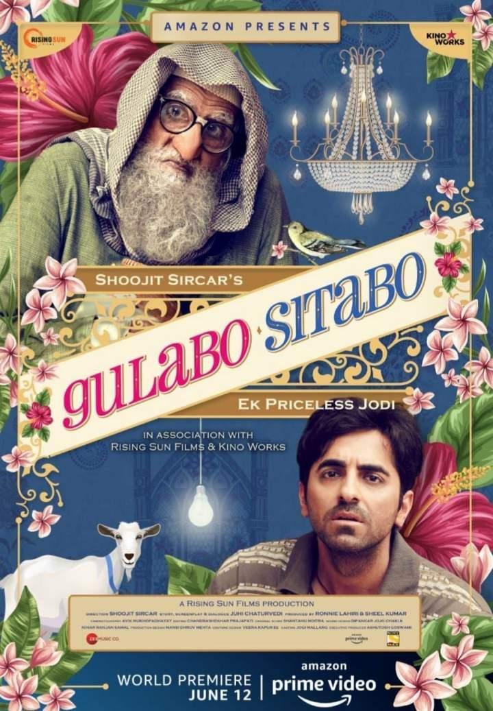 Gulabo Sitabo (2020) [Indian]