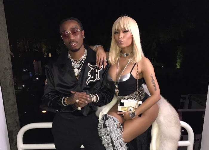 Quavo & Nicki Minaj - She For Keeps