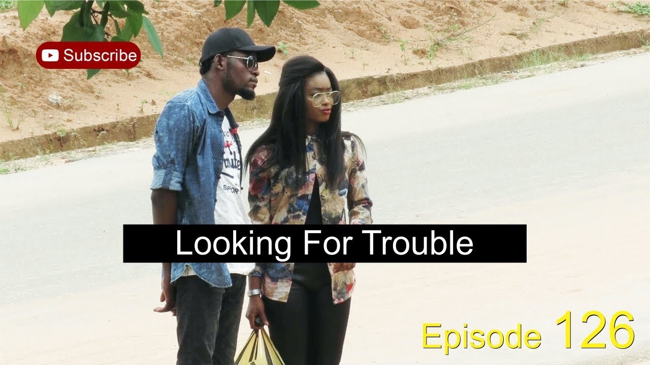 Mark Angel Comedy - Episode 126 (Looking for Trouble)