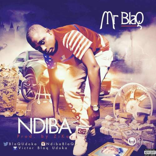 Mr BlaQ - NdiBa