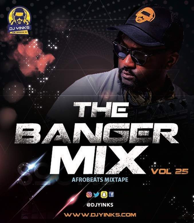 DJ Yinks - The Banger Mix (Vol. 25)