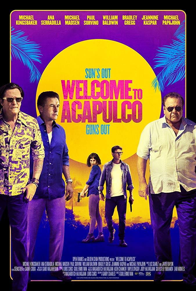 FRESH MOVIE :Welcome to Acapulco (2019)