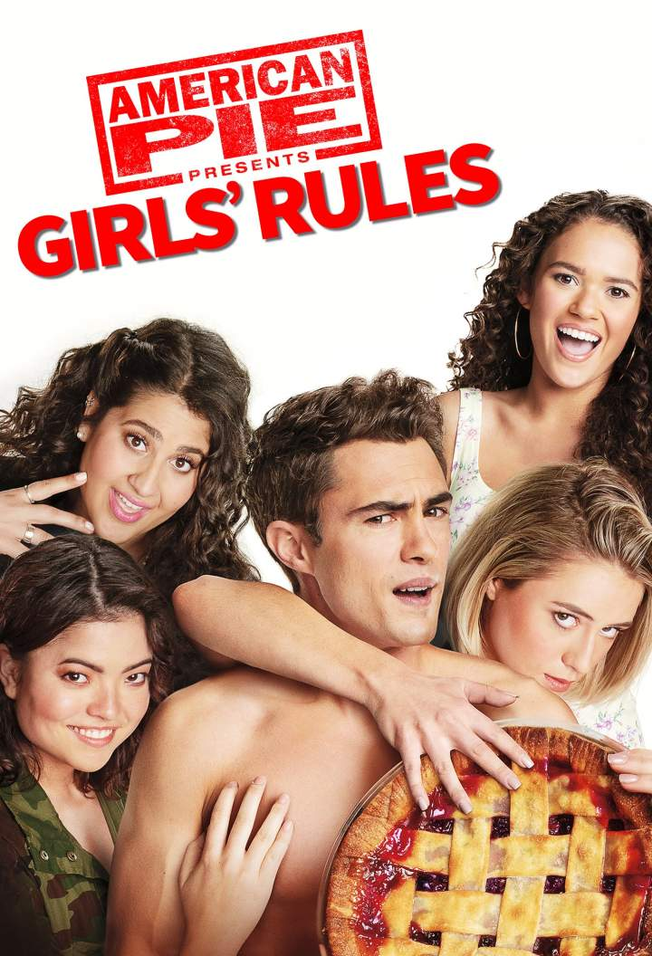 American Pie Presents: Girls' Rules (2020) [DVDRip]