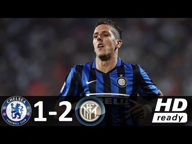 Chelsea 1 - 2 Inter Milan (Jul-29-2017) Friendly Highlights